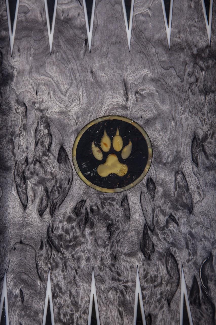 Нарды «Лев» из коллекции «Восток»