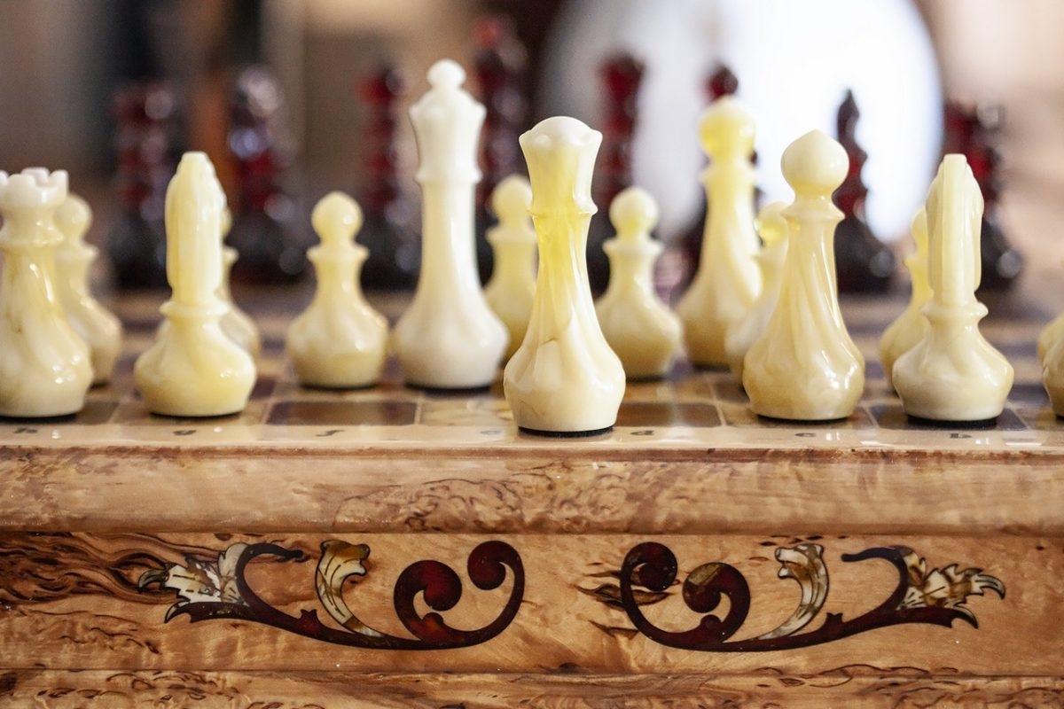 Шахматный ларец