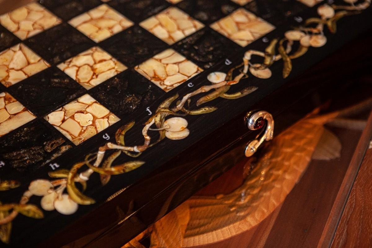 Шахматы «Олива»