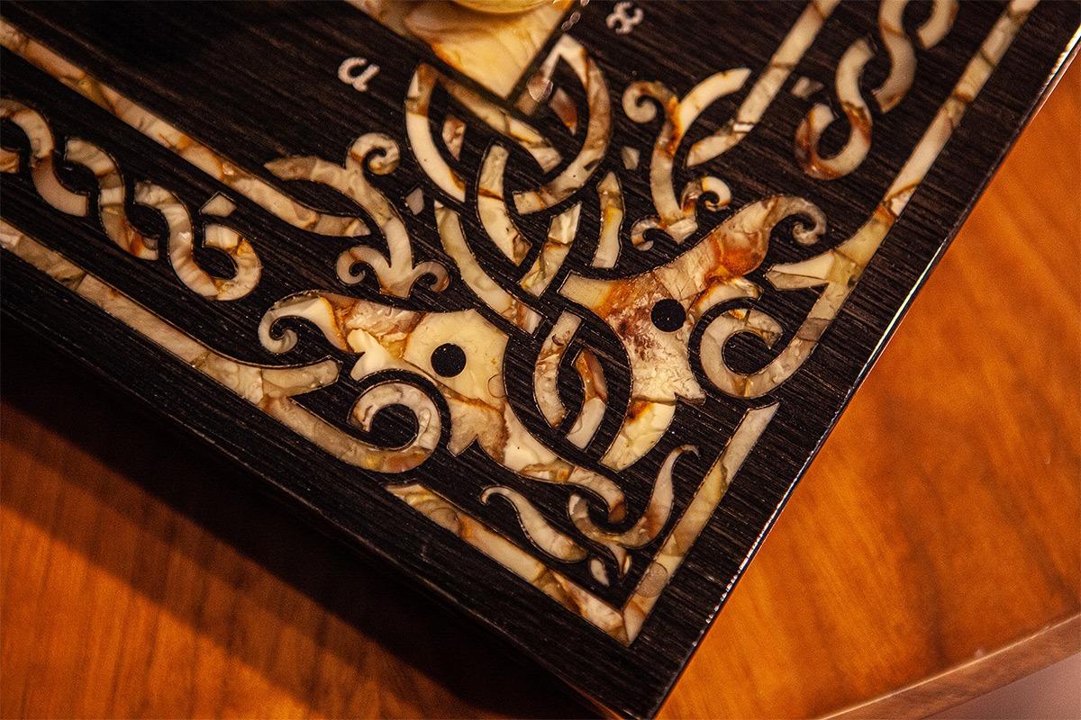 Шахматы «Арабески-Тина»