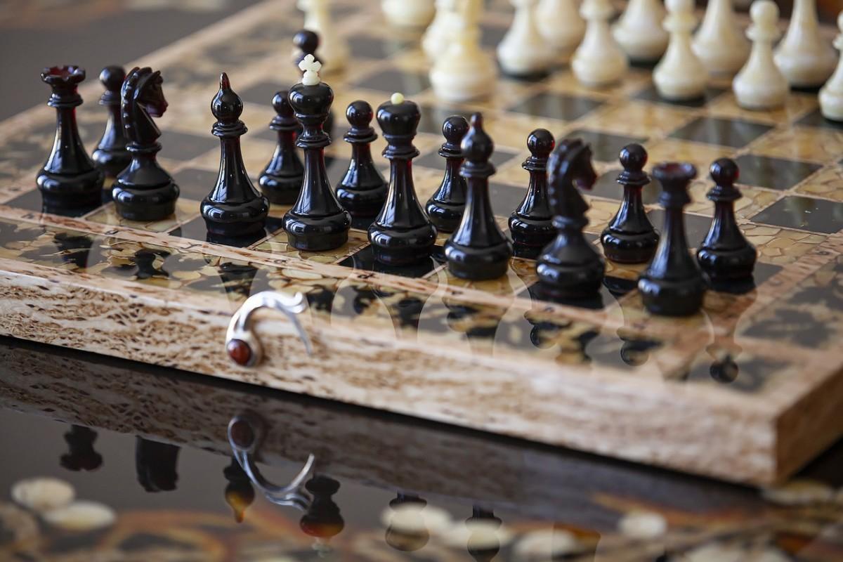 Шахматы «Осень»