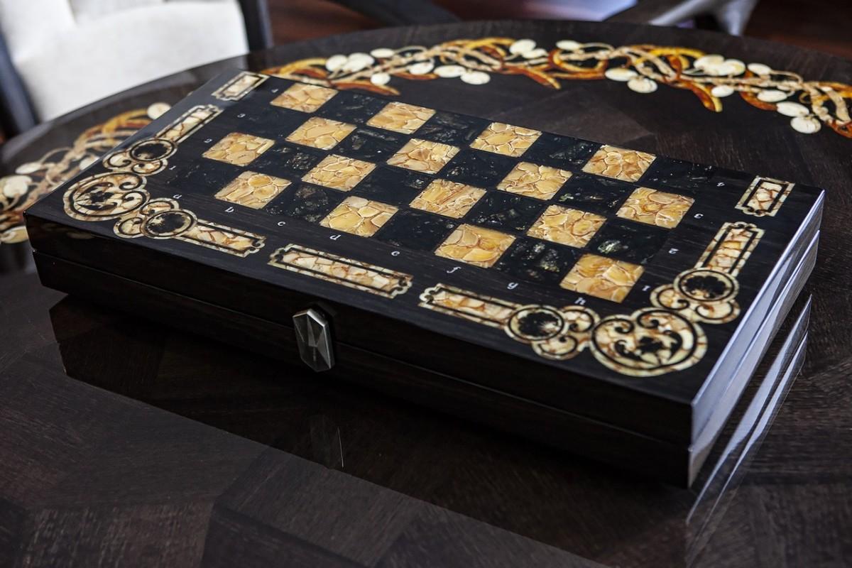 Шахматы «Арабески-Марин»