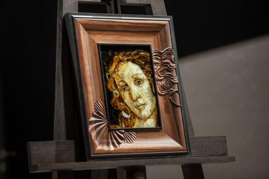Панно «Рождение Венеры» из коллекции «Галерея шедевров»