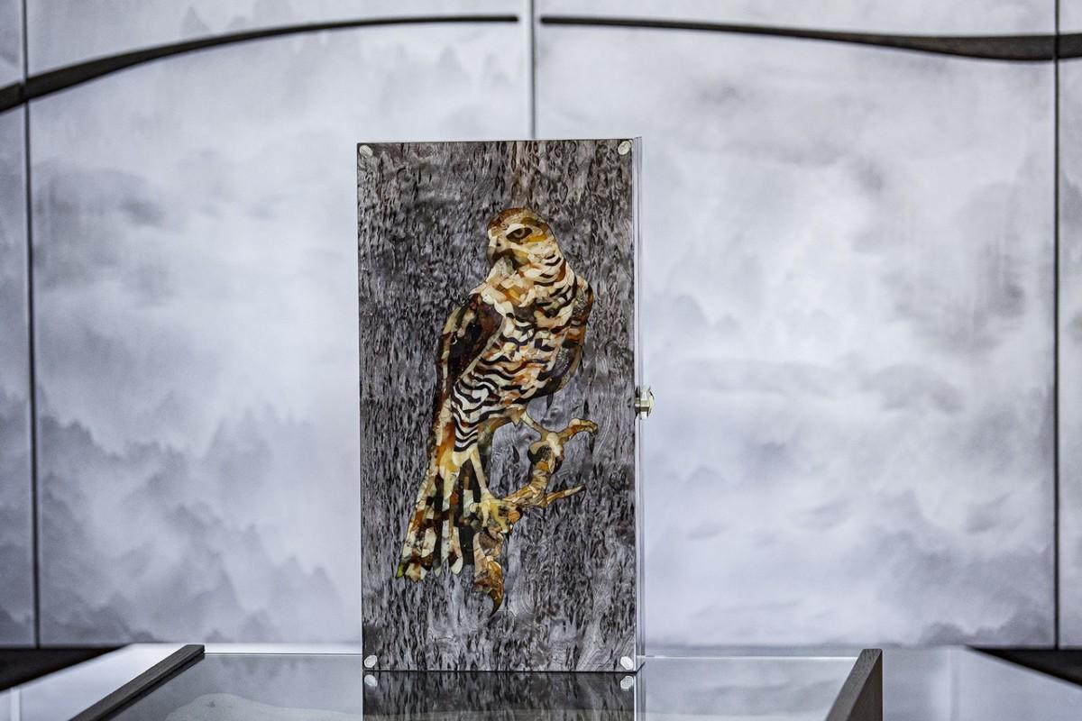 Нарды «Сокол» из коллекции «Восток»